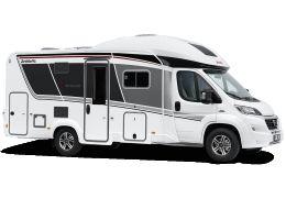DETHLEFFS 4-travel T 6966-4 modelo 2017